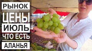 Турция: Нормы Приличия. На Рынок в Купальнике. Цены на Рынке в Июле. Турецкие Купальники