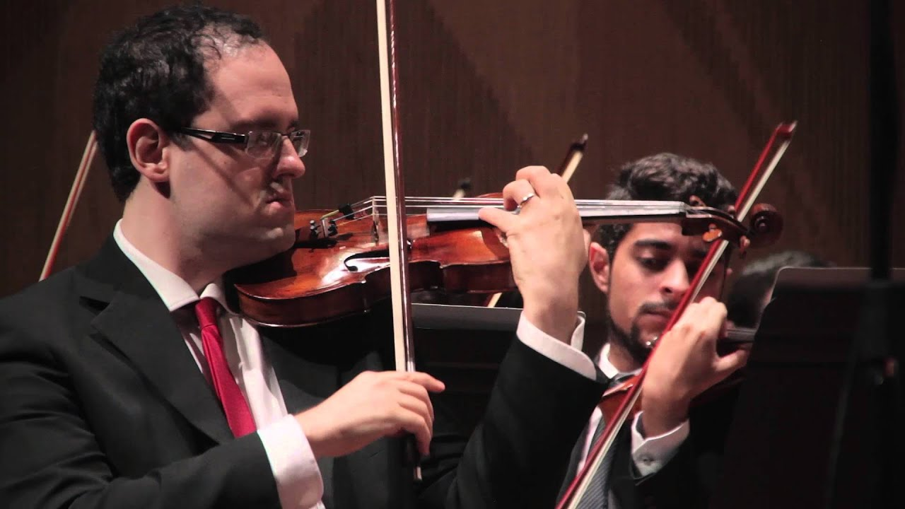 H. Villa-Lobos: Choros nº 6 - Orquestra Sinfônica da UFRJ - Regência: Roberto Duarte
