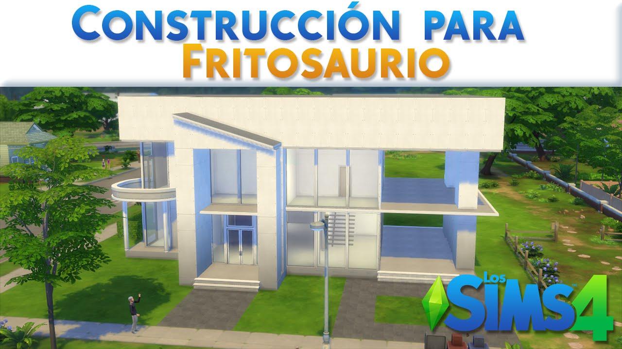 Lyna fritosaurio 1 casa moderna para fritosaurio for Casa moderna lyna