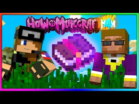 Minecraft - DID WE MAKE A BAD DEAL?!   Episode 35 of H4M (How to Minecraft Season 4)