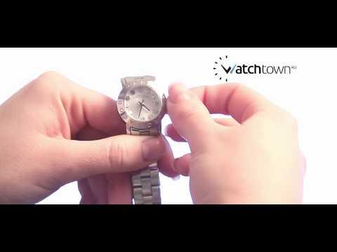 0ff6bbea03e2 Обзор часов Marc Jacobs MBM3217 - YouTube