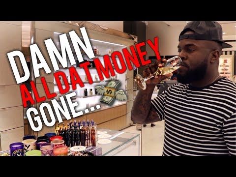 Mall Vlog | Fragrance Shopping with Big Beard Business ( Saks, Creed, Tom Ford, Bond No 9)