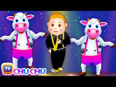 Thumbnail: Head, Shoulders, Knees and Toes Kids Dance Song - Nursery Rhymes & Songs for Children