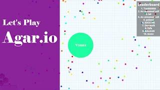 Indie game: Agar.io