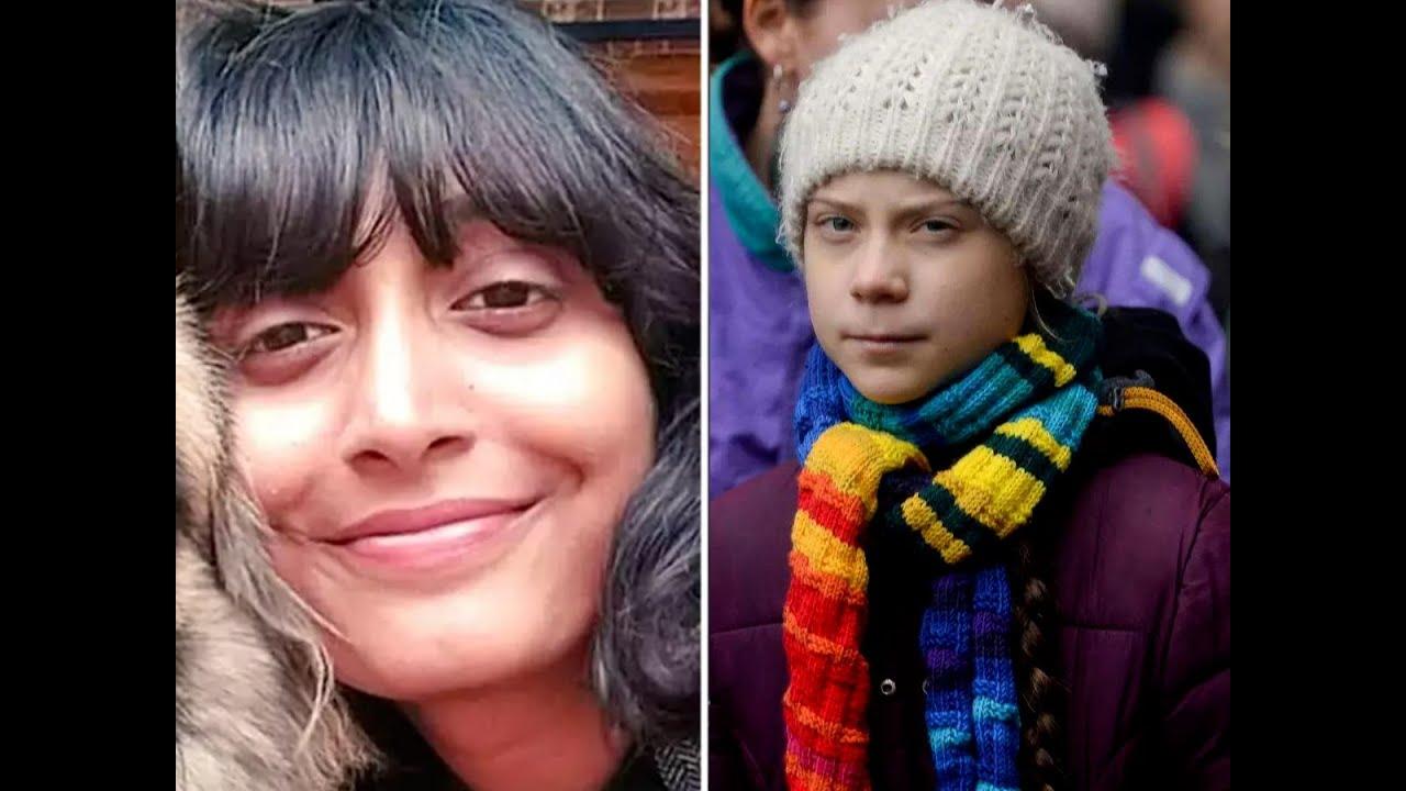 Download Greta Thunberg 'toolkit' case: Disha Ravi sent to 5-day Delhi Police Special Cell custody