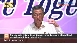 PAP: A trusted brand (Party conference Pt 10)