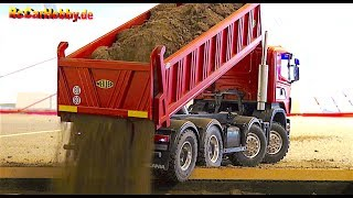 RC trucks and construction machines RCTKA May 2017 - part5