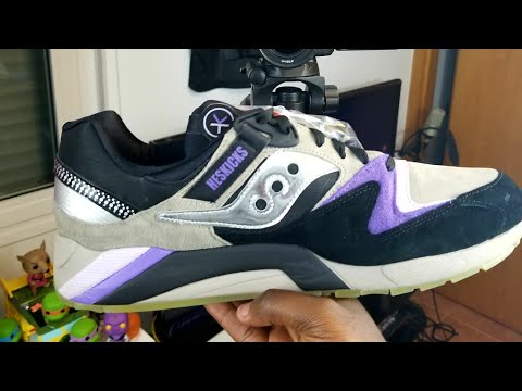Hes Kicks Saucony Grid 9000 Review and On Foot!