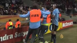 لحظات لا تنسى | ضياع فرصة مرور أول منتخب إفريقي إلى نصف نهائيّ مونديال 2010