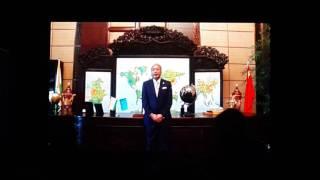 Обращение Ли Цзиньюань конференция Киев 2016