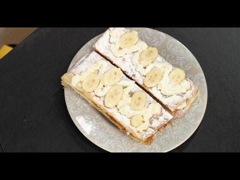 Торт мильфей рецепт с фото