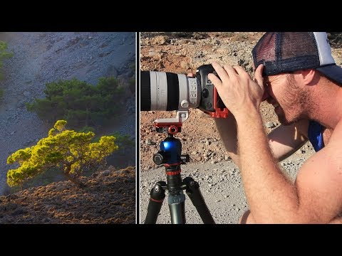 Landscape Photography in Greece with Morten Hilmer