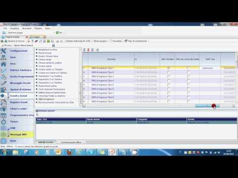 Software introduzione a boss doovi for Bentel security suite