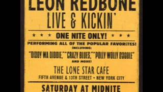 Leon Redbone LIVE- Big Time Woman