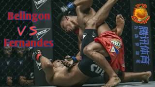 Kevin Belingon vs Bibiano Fernandes (Rematch) | Full Fight