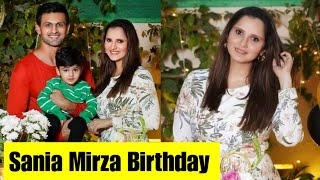 Sania Mirza's 34th Birthday Celebrations