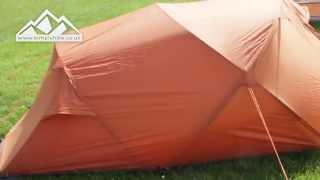 Vango Sirocco 200 Tent - www.simplyhike.co.uk