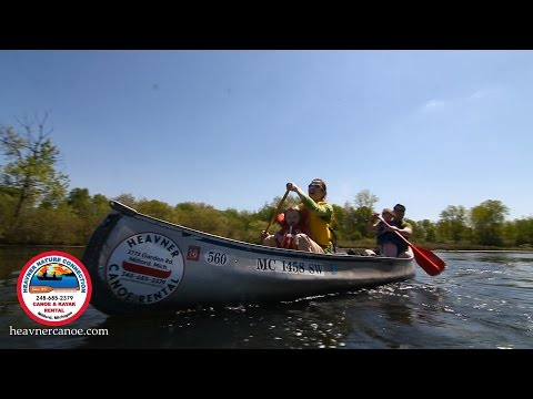 Making Memories at Heavner Canoe & Kayak Rental/Nature Connection