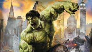 The Incredible Hulk Game Soundtrack - Ifos Brazil