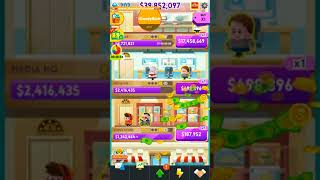 Cash Inc Ep 3 Money Game Play Simulation Boosters iCandyRich