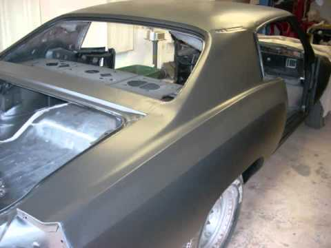 1972 Monte Carlo Body Rebuild Final Youtube