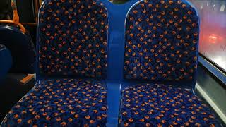 Stagecoach London Bus Route 128 Gants Hill to Ilford 10142 Long