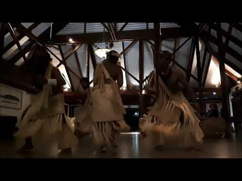 """AMOSEA ISLAND"" TEAM AT IRIRIKI ISLAND FUTUNA DANCE VANUATU 2017"