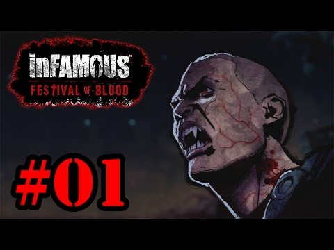 Let's Play: Infamous Festival of Blood - Parte 1