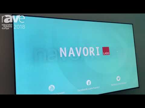 ISE 2018: Navori Labs Intros Native Player For Samsung Tizen Mobile Operating System