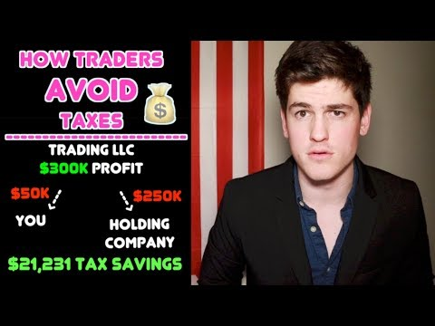 How Traders Can (Legally) Avoid 50%+ Taxes 💰