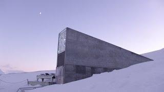 Banco mundial de semillas. Svalbard/ Seed Vault. Svalbard [IGEO.TV]