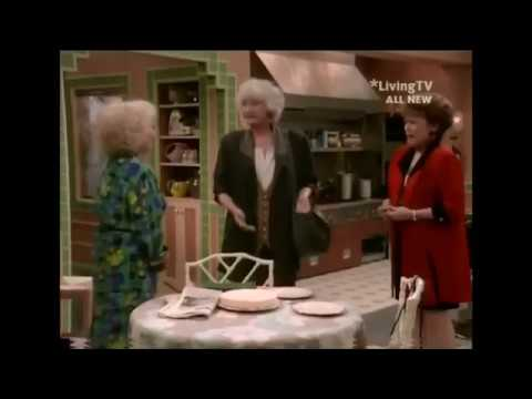 The Golden Palace - Rose hits Dorothy and they make up