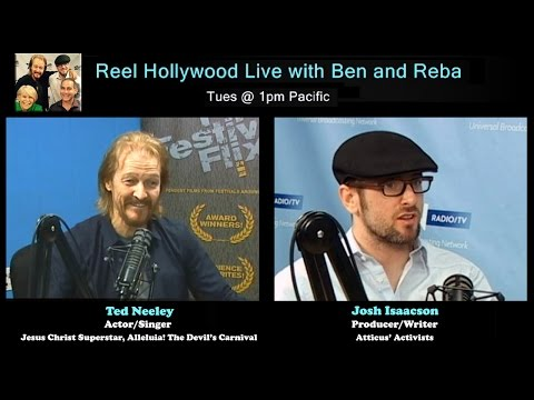 Ted Neeley and Josh Isaacson on Reel Hollywood Live