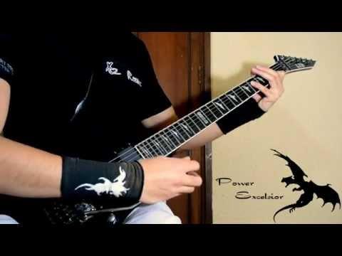 Naruto Shippuden Opening 4 - Joe Inoue - Closer - Guitar Cover  {TABS}