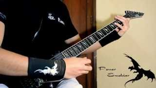 naruto shippuden opening 4 - Joe Inoue - Closer - Guitar cover  {TABS}