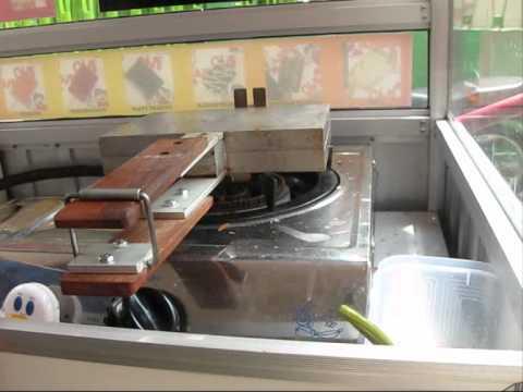 Jakarta Street Food 245 Indo Waffle