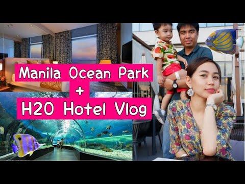 MANILA OCEAN PARK & H2O HOTEL VLOG (MAGANDA BA??)