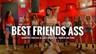 Best Friends Ass | Dimitri Vegas & Like Mike, Paris Hilton | Michelle JERSEY Maniscalco