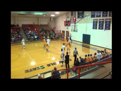 Seminole State College Trojan Basketeball vs NEO