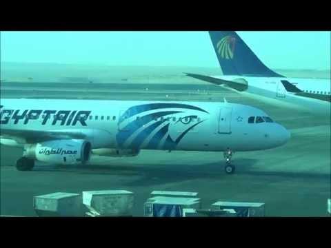 Egyptair Business Class A330-200 Cairo to Riyadh
