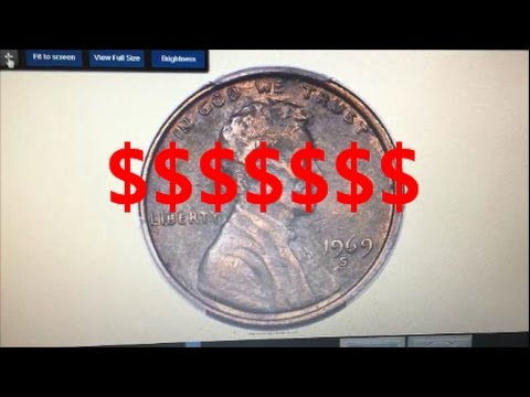 1969S DOUBLED DIE PENNY GOES TO AUCTION OUR SUBSCRIBER FOUND THIS!