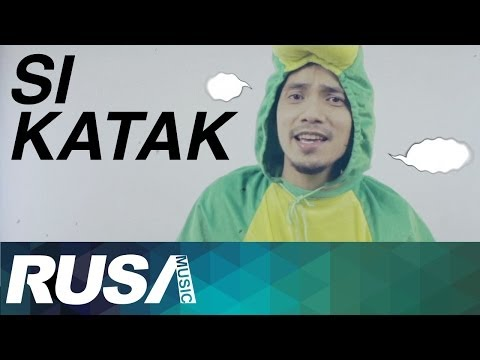 Mark Adam - Si Katak [Official Music Video]