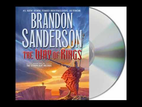 The Way of Kings by Brandon Sanderson--Audiobook Excerpt