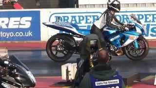 Steve Venables Runs 6.95 at 212 mph