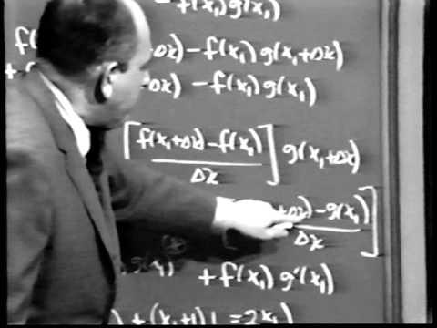 Unit II: Lec 1 | MIT Calculus Revisited: Single Variable Calculus