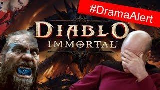 Diablo Immortal - NAJWIĘKSZA DRAMA Blizzarda?