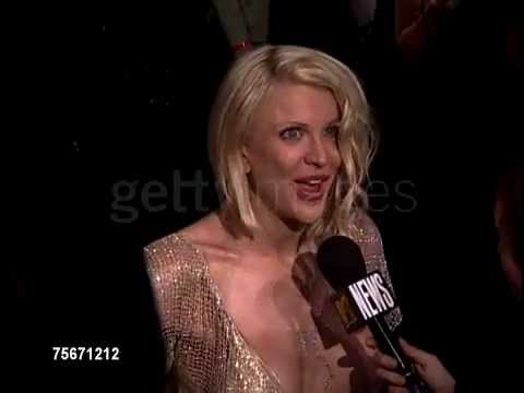 Courtney Love interview on Vanity Fair Party