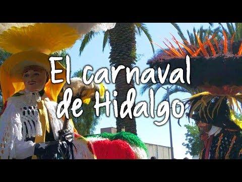 Los Carnavales de Hidalgo en Pachuca, una auténtica fiestota 🎊 4K