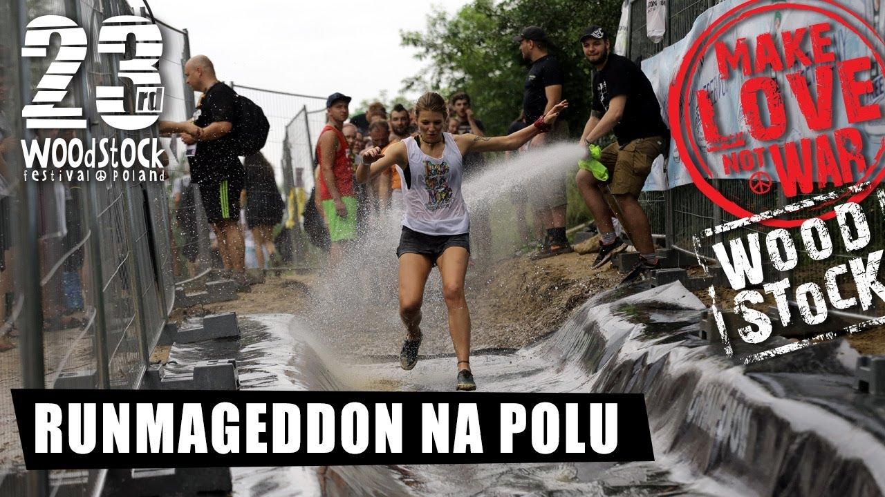 Runmageddon na polu
