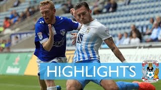 Highlights | Coventry 0-0 Oldham
